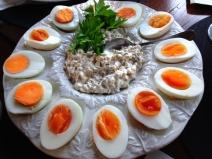 huevos tartara