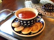 galletas de la sartén