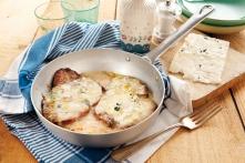 filete de ternera al gorgonzola