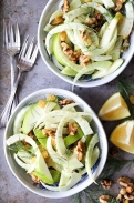 ensalada hinojo fresco y manzana 2